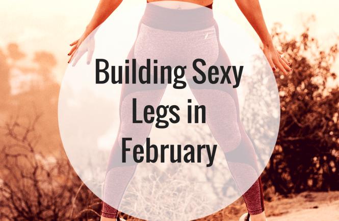 building lovely legs